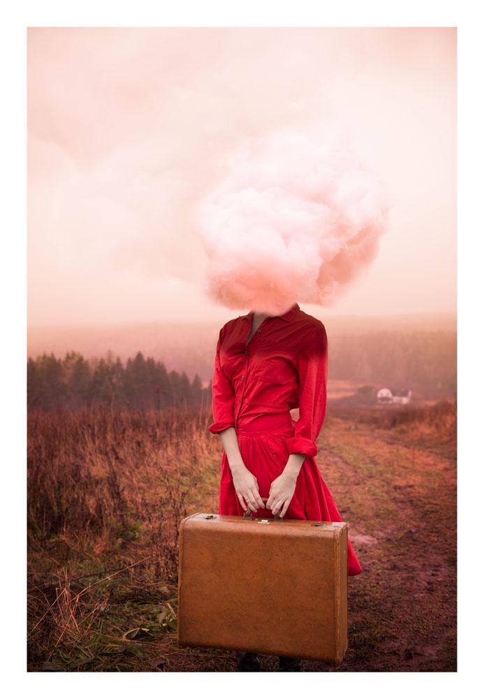 Head in the Clouds, 2013, Antigonish, Nova Scotia