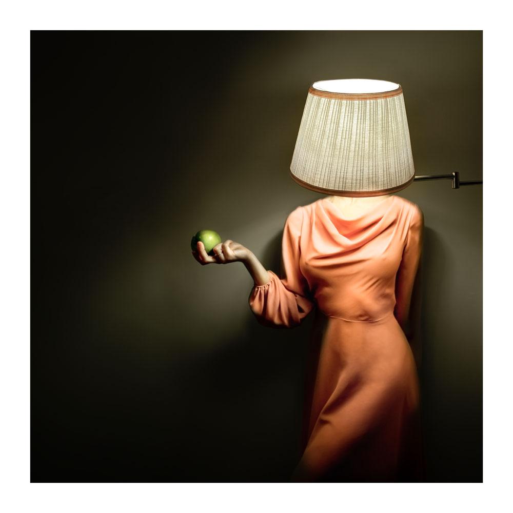 Lamp Girl, Bar Harbor, Maine