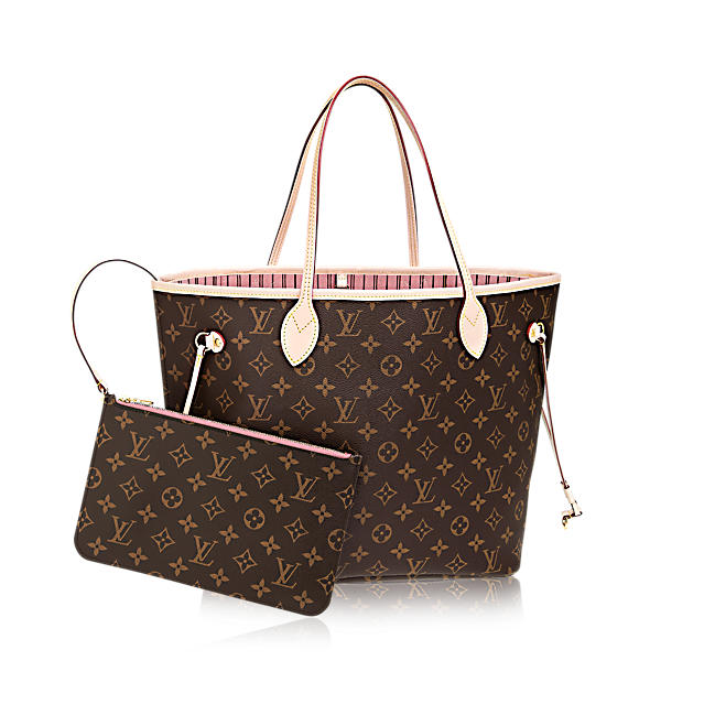 Louis Vuitton Neverfull MM Handbag