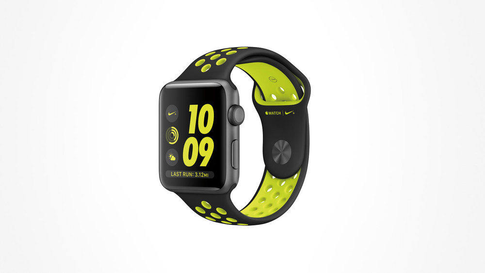 Apple Watch Nike+ (Available October 28th 2016)