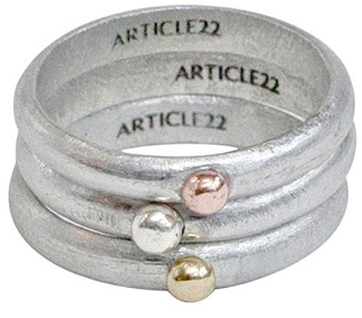 Article 22 'Bolt Ring'
