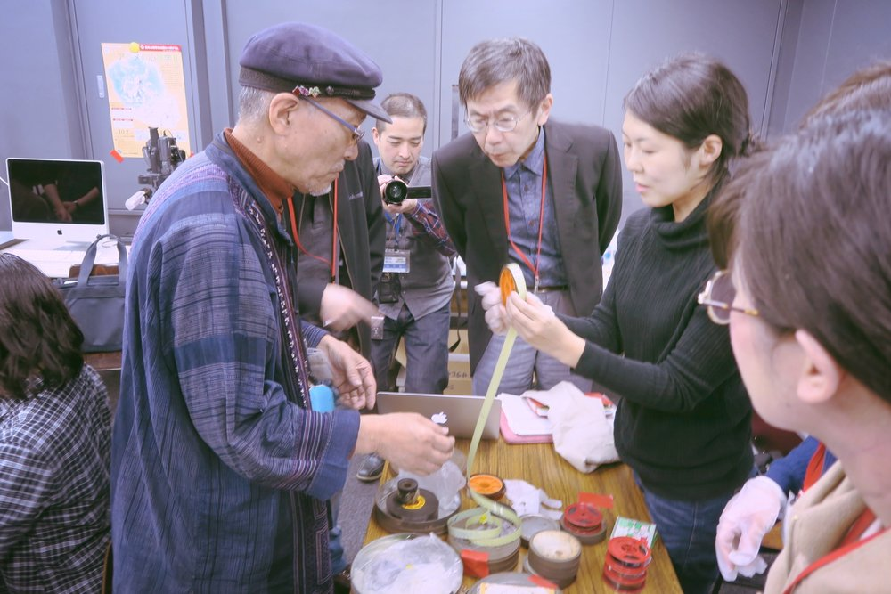 Community Archiving Workshop in Tokyo, 2016