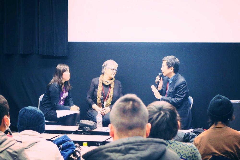 Panel in Tokyo: Mona Jimenez x Akira Tochigi