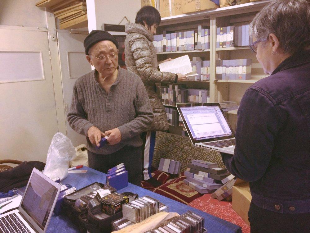 Project 1: Takahiko Iimura (2016) -
