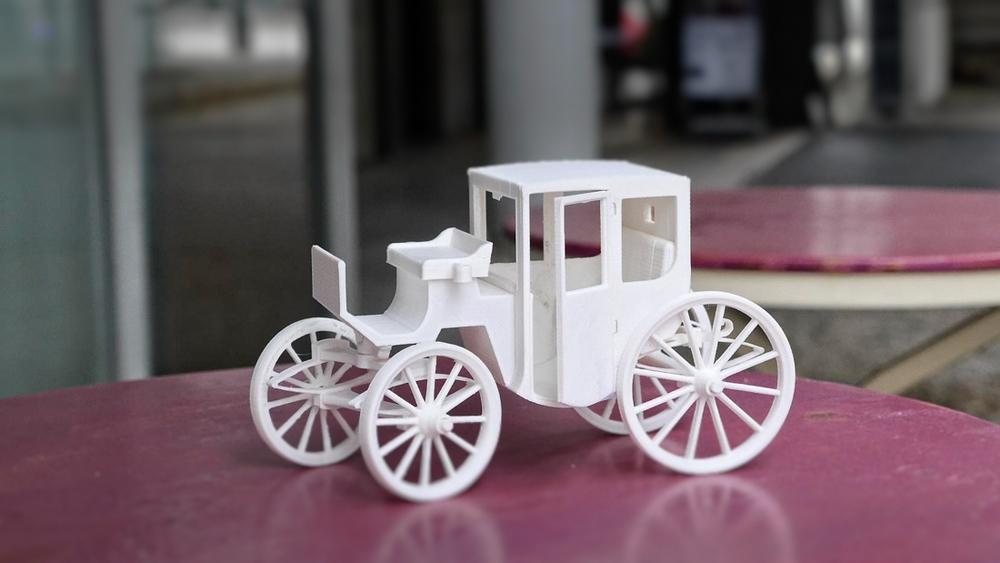 브로엄 마차 (Brougham  Carriage)