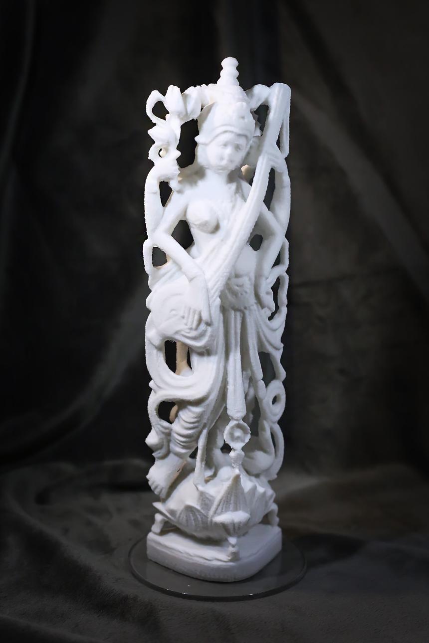힌두 조각상 높이 28cm