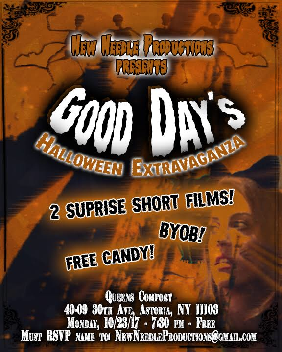 Good Day Halloween Extravaganza Main Poster.png