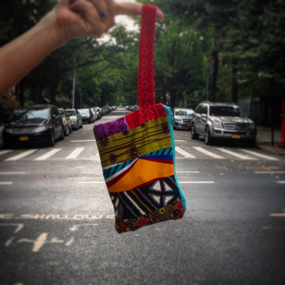 Handmade wristlets by Kolective