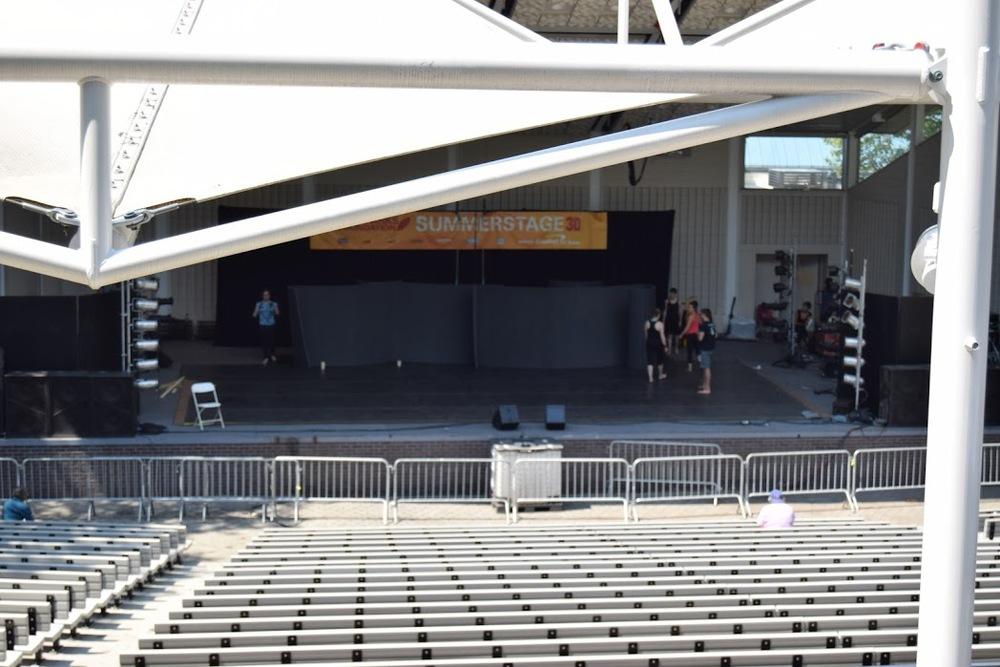 Richard Rodgers Amphitheatre