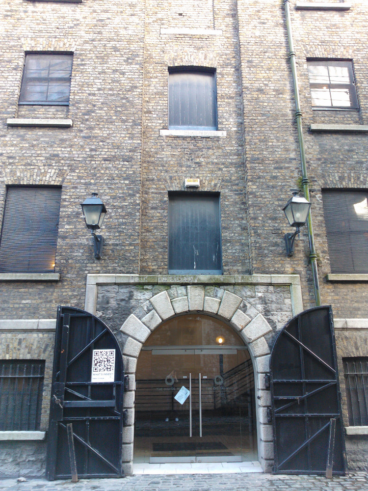 Our new home at the NDRC