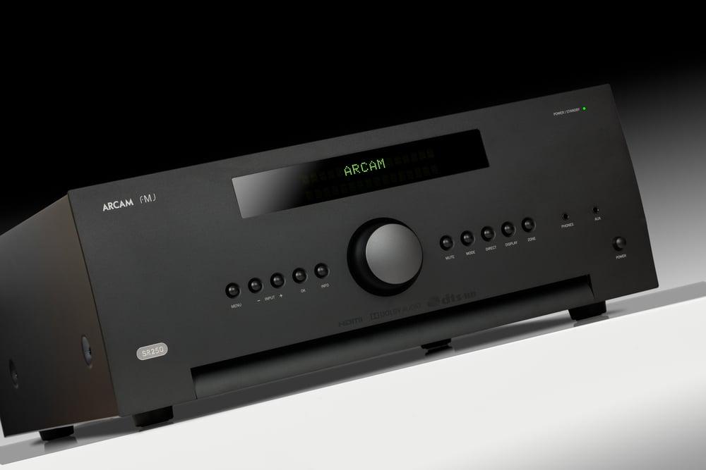 Arcam SR250 Stereo Kino Receiver