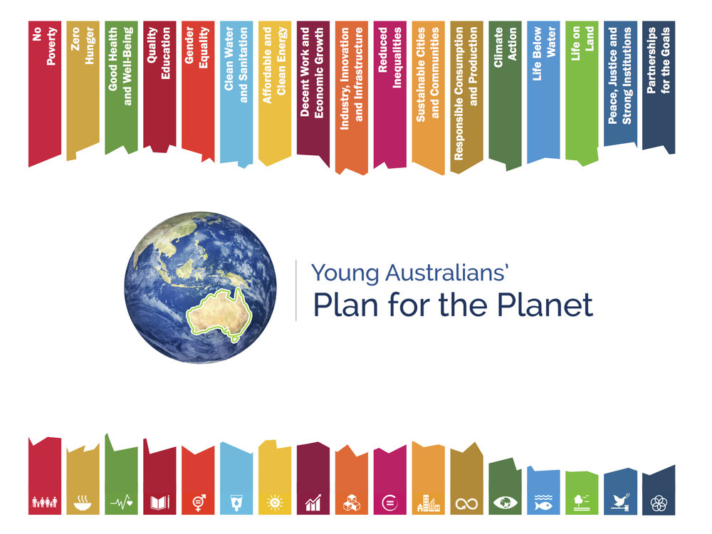 For more information:  Young Australians' Plan for the Planet Program www.planfortheplanet.org.au