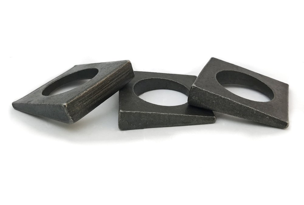 Beveled Washers