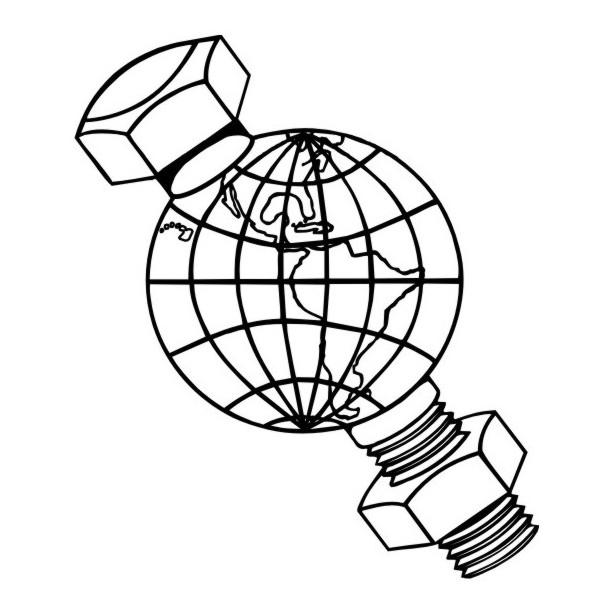 bolt dimensions baden steelbar bolt corp Screw Jack