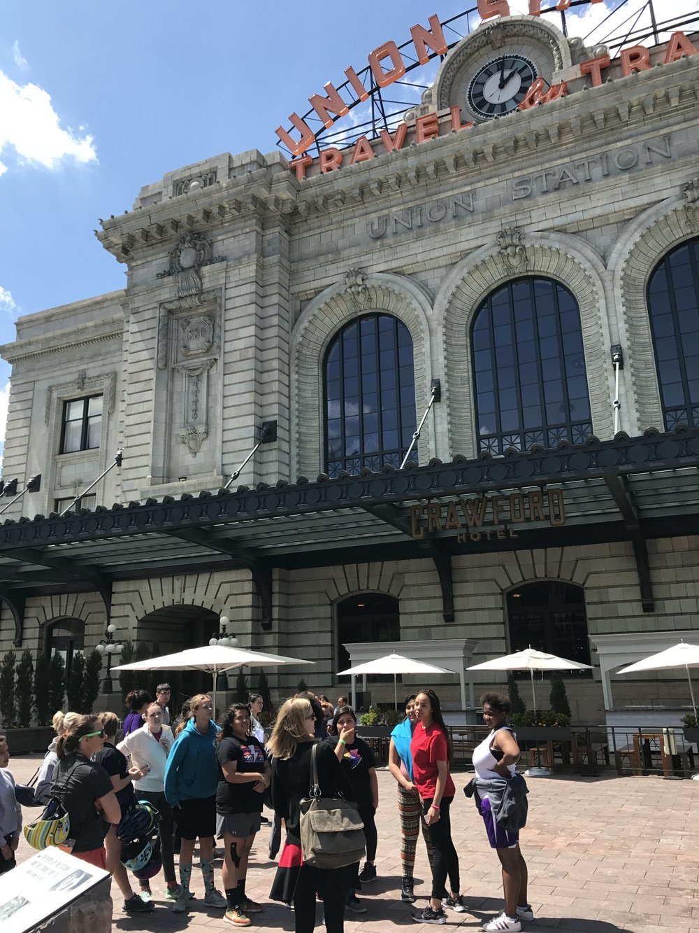 CAL for GALs 2017 Union Station Tour