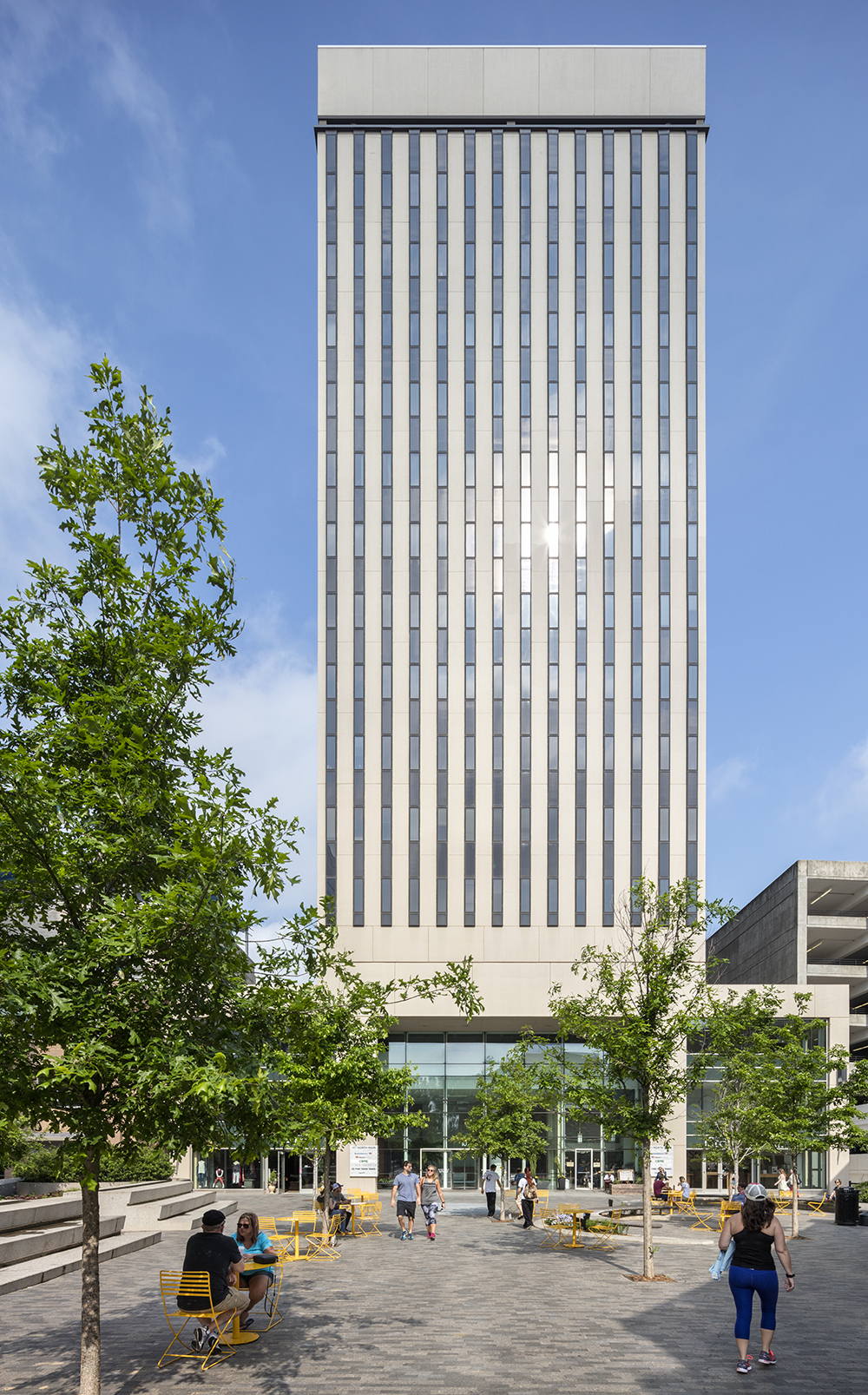 Bank of America Greenville tower