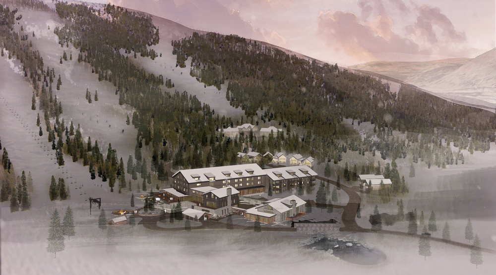 Copper Mountain Club - Mixed use, Hotel, Residential