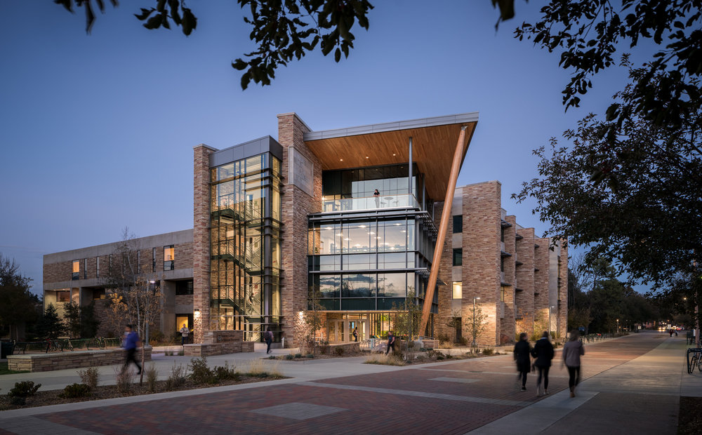 Michael Smith Natural Resources Building Addition