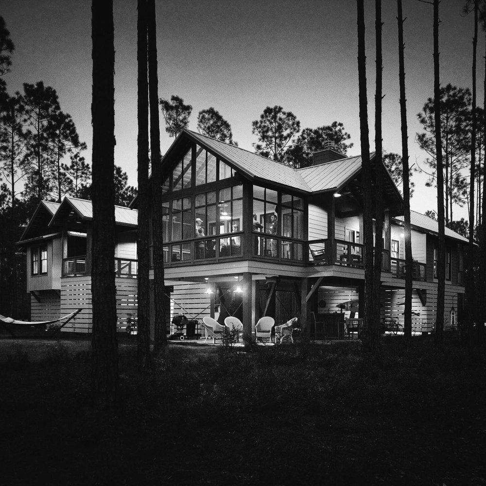 RiverCamps Tree House