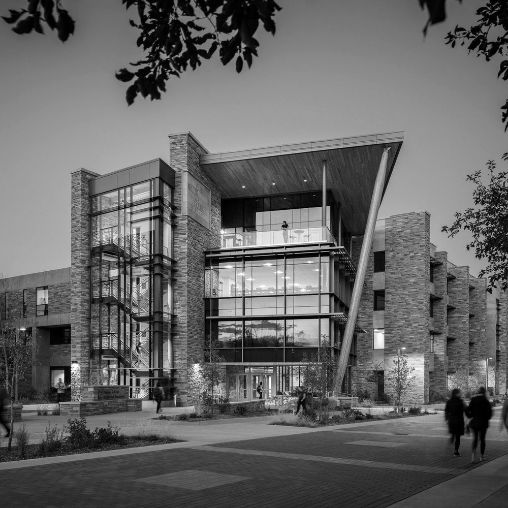CSU Michael Smith Building
