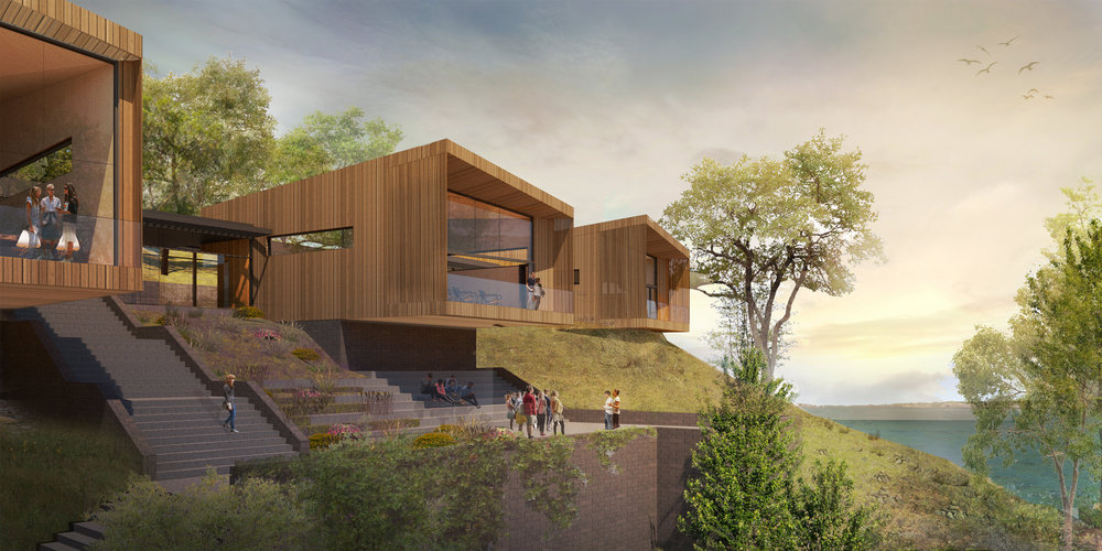 AESTUS Architecture at Zero Winner