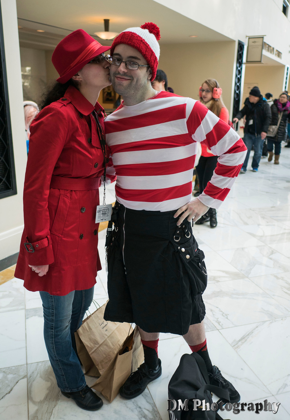Carmen Sandiego and Waldo