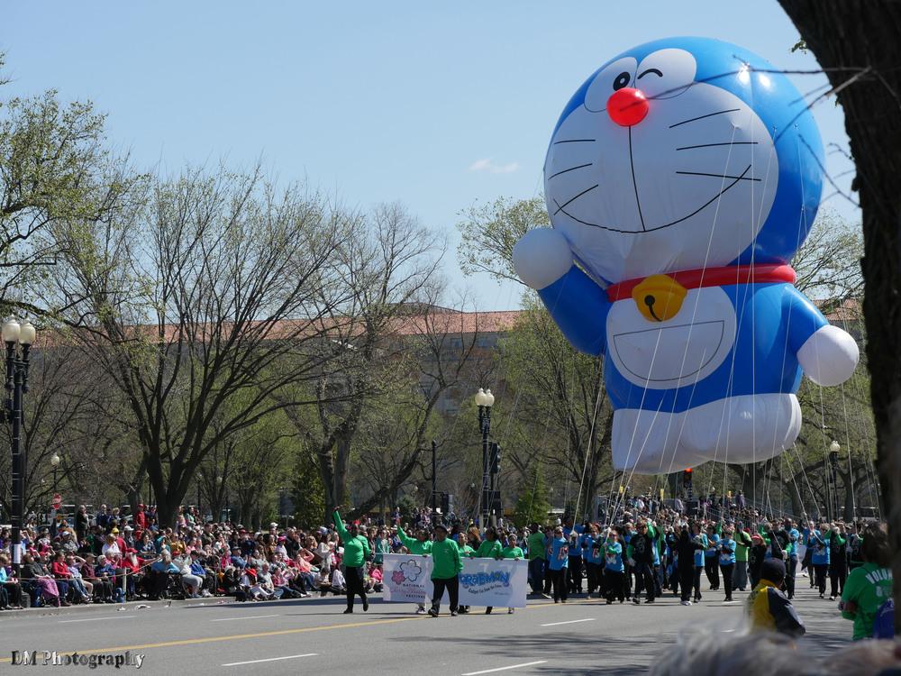 Doraemon balloon