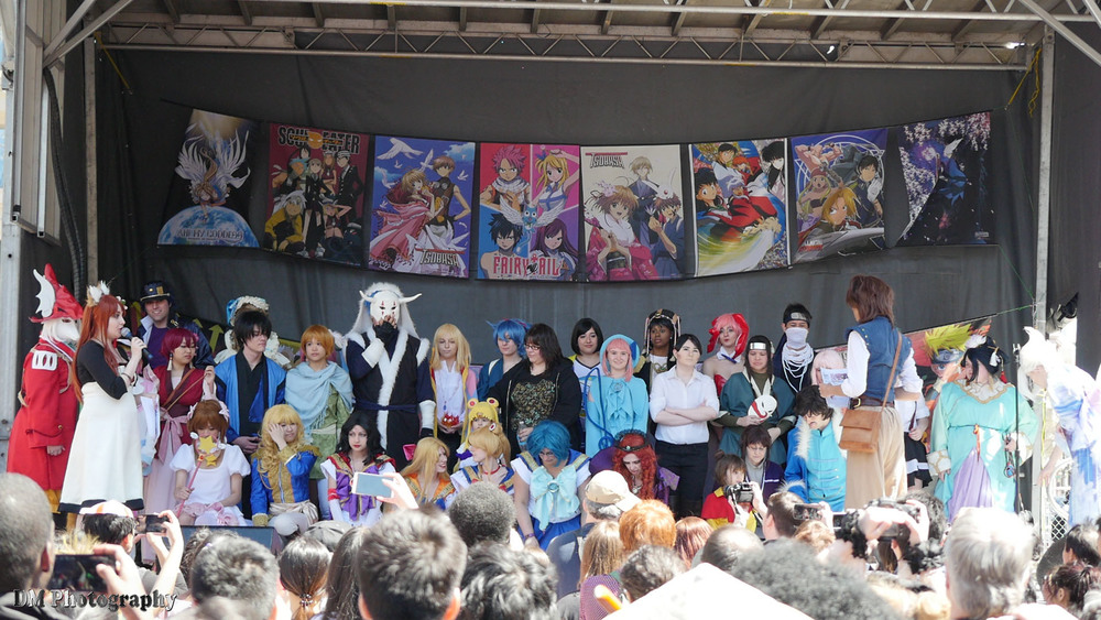 Anime USA (AUSA) Cosplay Fashion Show