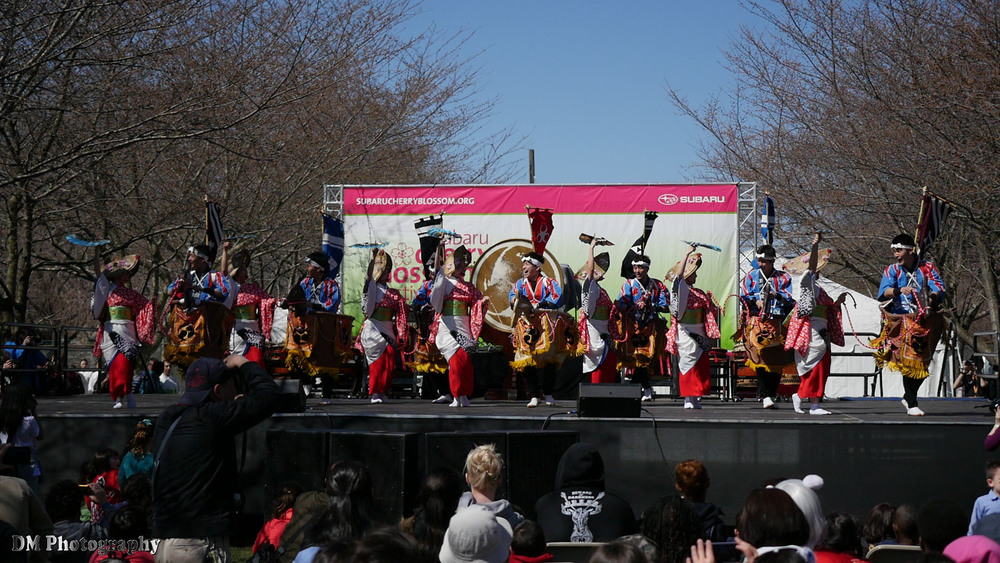 Tamagawa University Taiko Drum and Dance