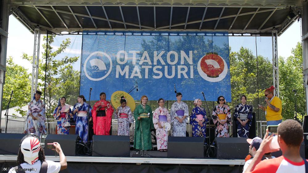 Yukata Contest