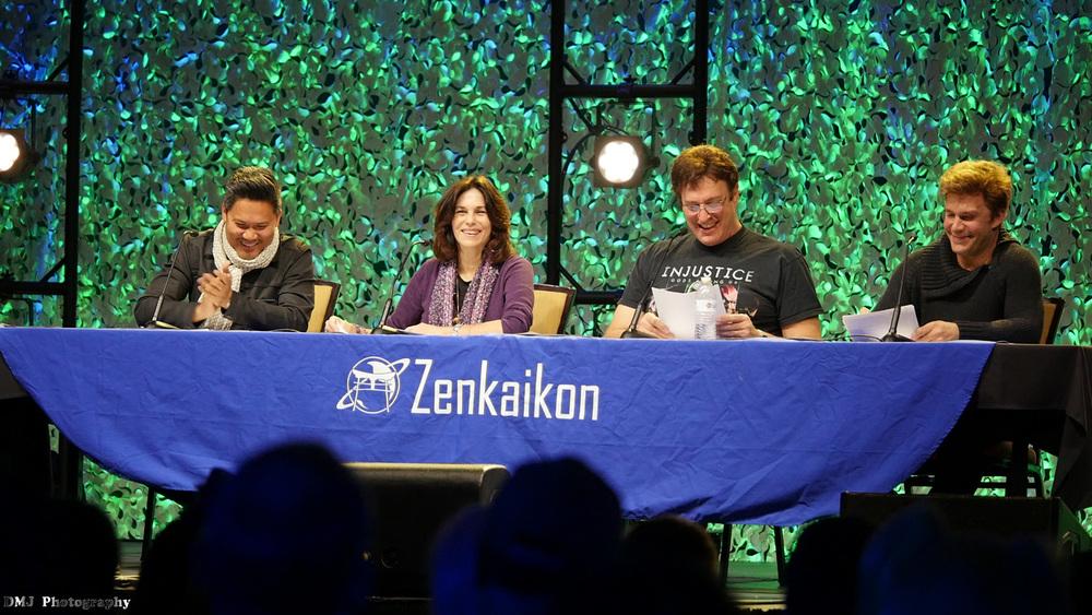 Voice Actor Panel