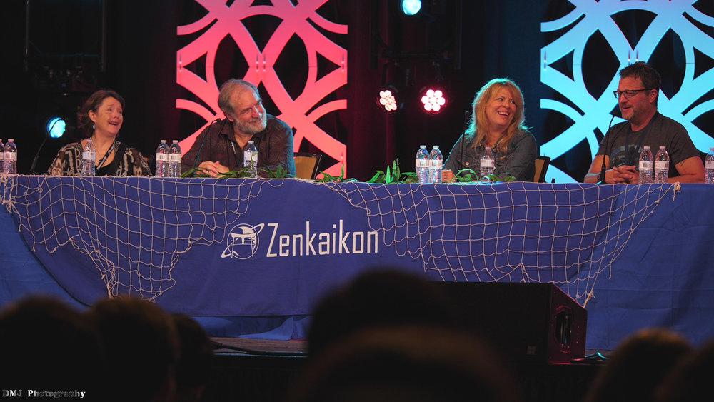 Voice Actors Panel