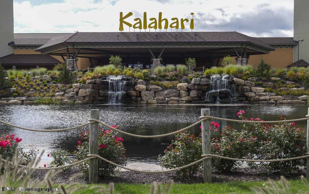 The Kalahari Waterpark Resorts