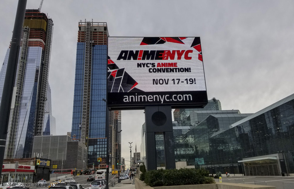 Anime NYC takes over the Javits Center in New York City