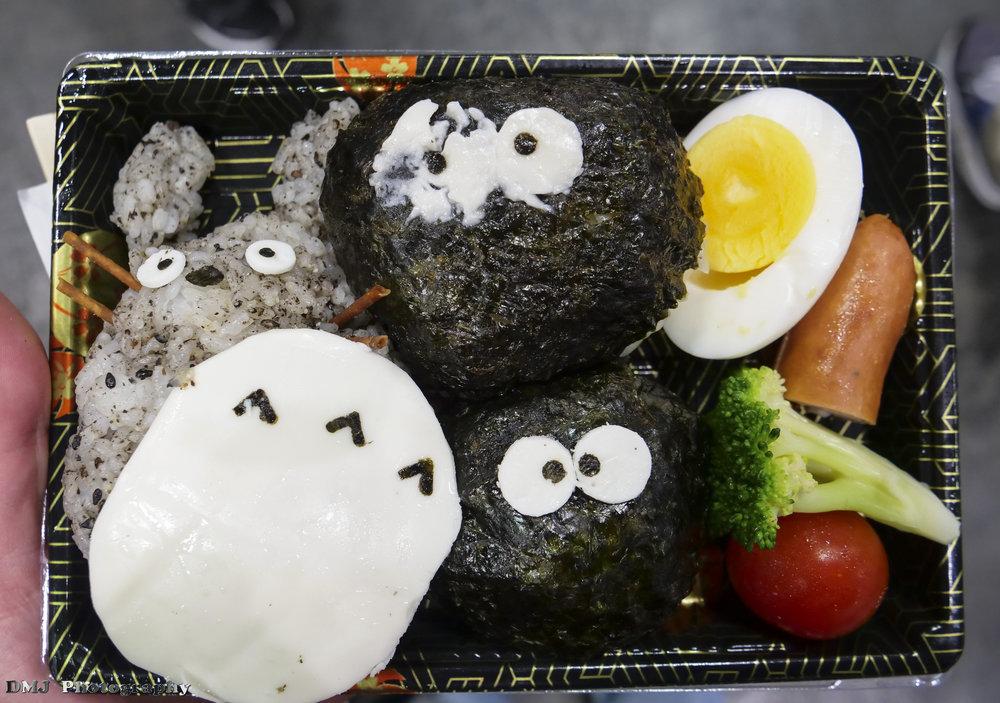 Totoro Onigiri