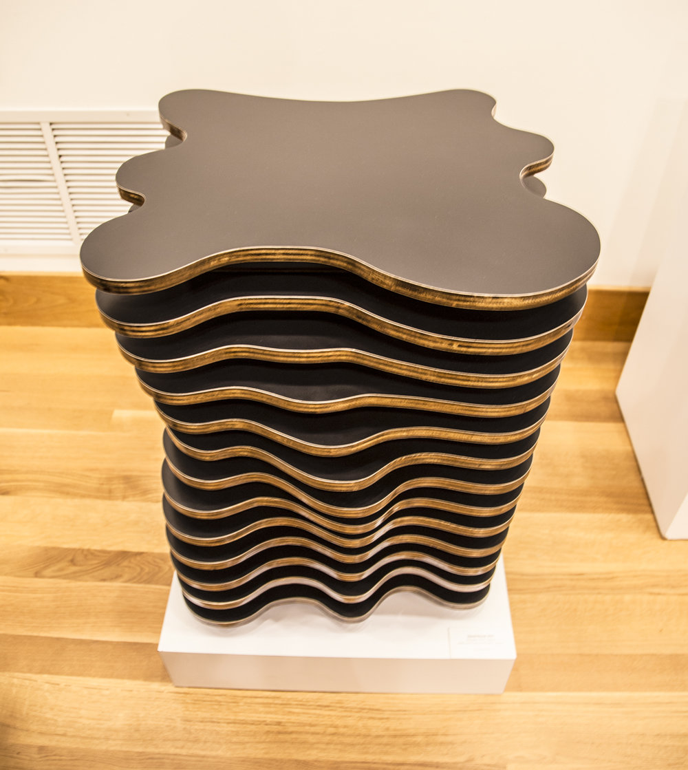 David Rozek (PA),  Morphic End Tables