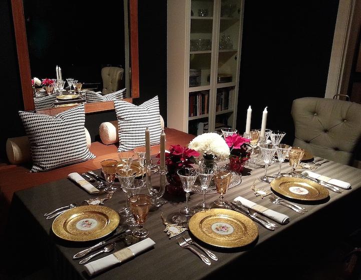 Elegant Table Style