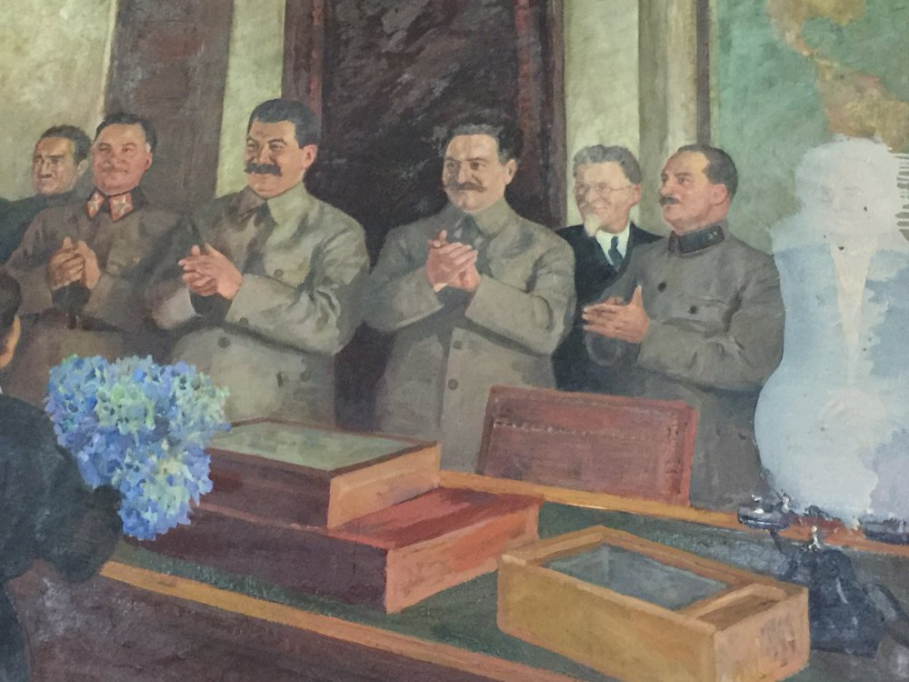 Courtesy of the Stalin Museum in Gori, Georgia