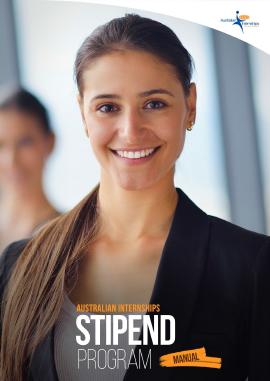 Stipend Program Manual