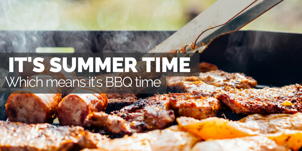 Summer time, bbq time
