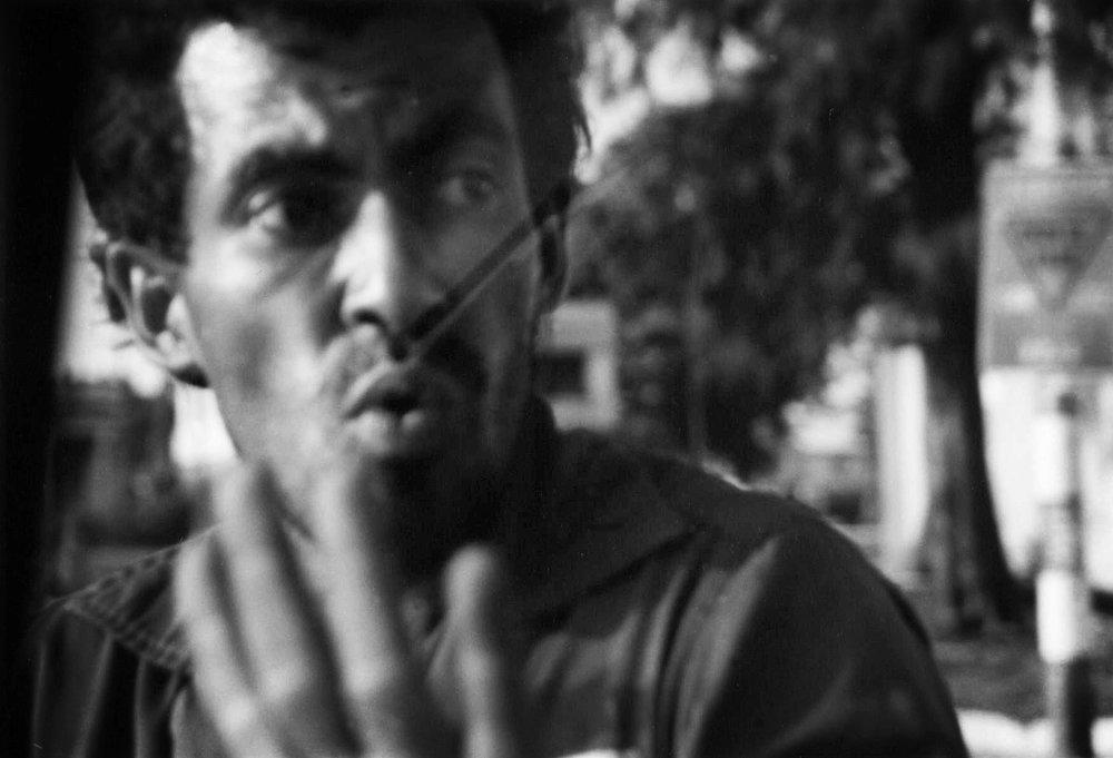 Cuba - Crazy Street Guy