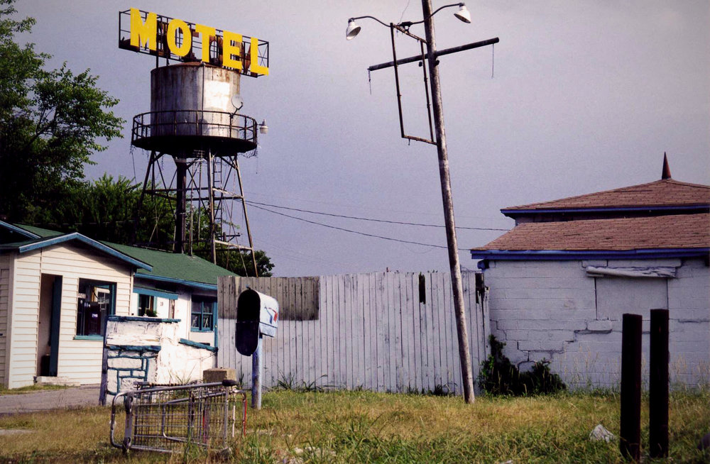 Ad Council - Old Motel