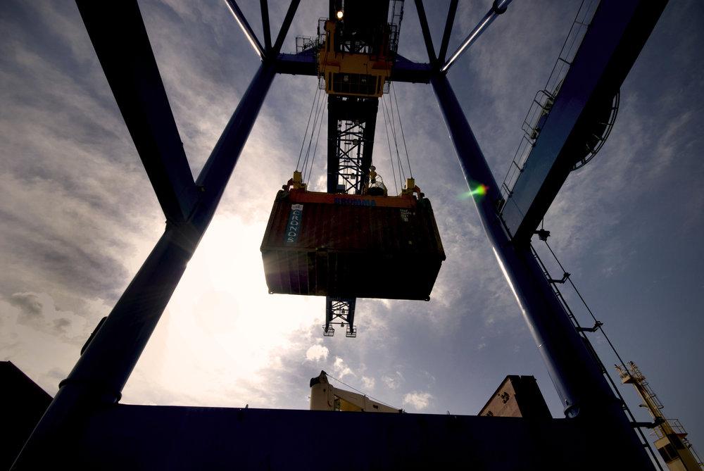 SAP - Container Crane