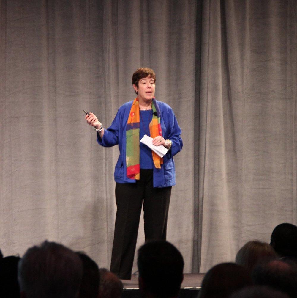 Hon. Ann Aiken - ReInventing Reentry, Reducing Recidivism
