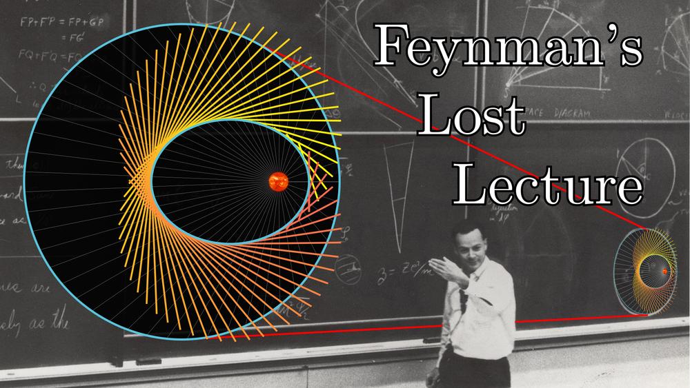 feynman s lost lecture djvu download