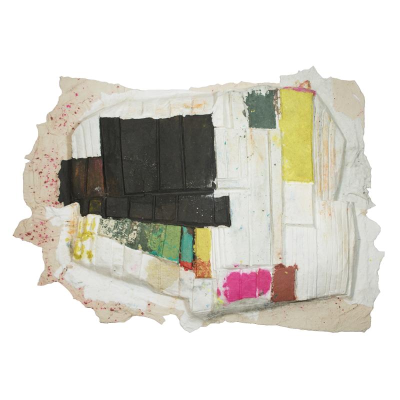 Tamara Zahaykevich, Marshmallow Fell Off, 2014