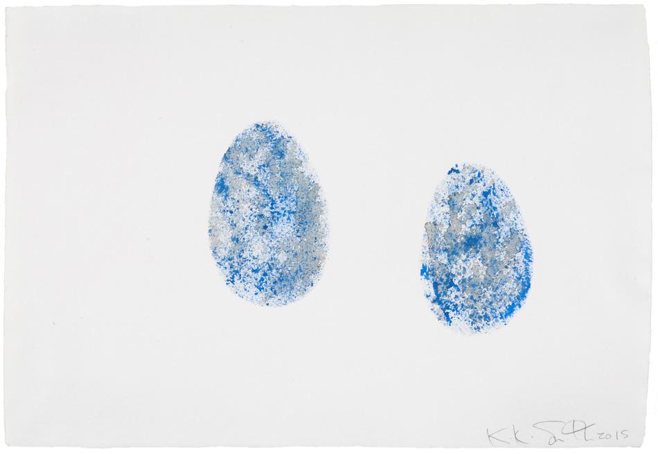 Kiki Smith, Eggs