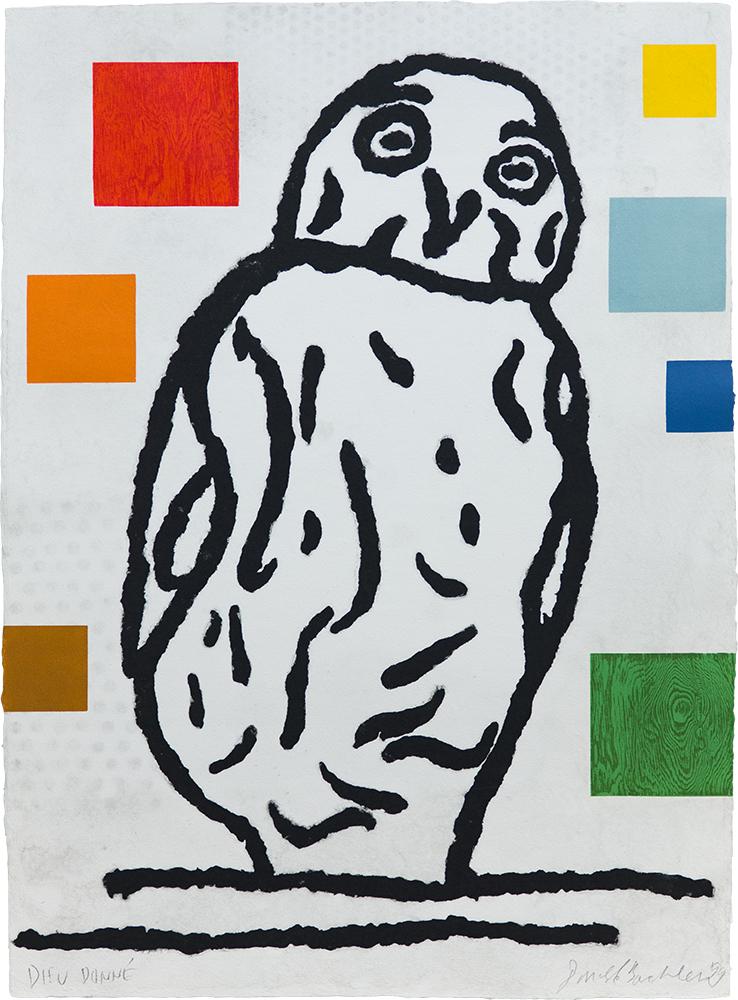 Copy of Donald Baechler