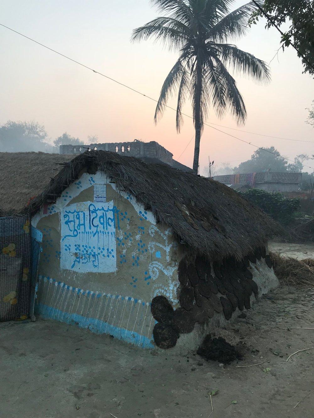 village house bihar