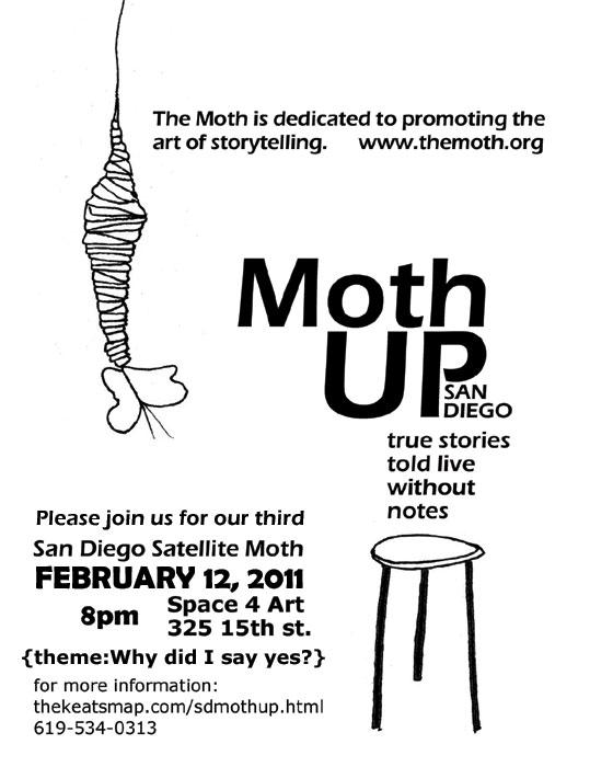 February MothUP San Diego